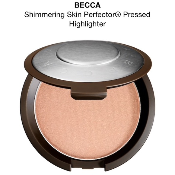 BECCA Other - NWOT travel size Becca Champagne Pop highlighter